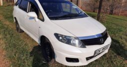 Honda Airwave 2009 White