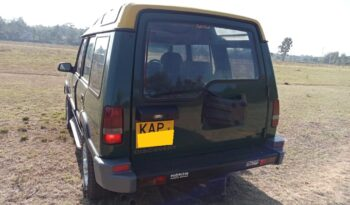 land rover Discovery 1 full